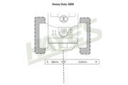 Flail Mower HD1800 Cut