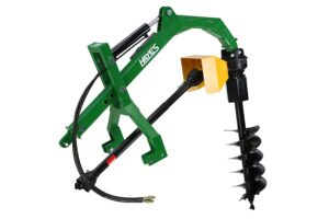Post hole digger Hyd 001