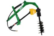 Post hole digger Hyd 002