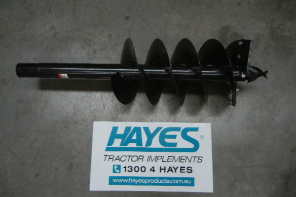 "AUGERS 6"" TO 18"" - FROM $179"