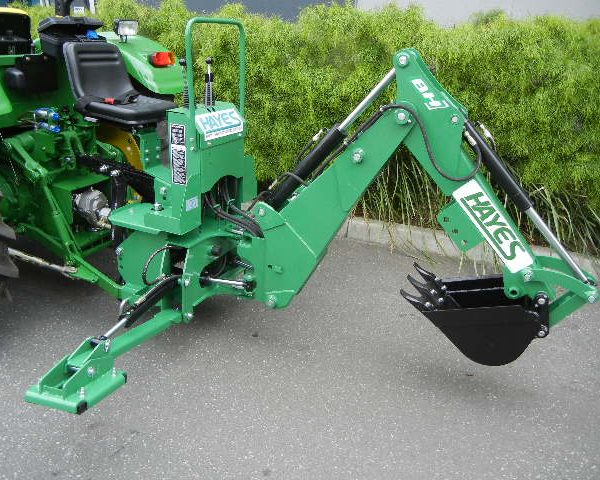 Hydraulic 3 Point Hitch Link : Tractor point link backhoe small hayes products