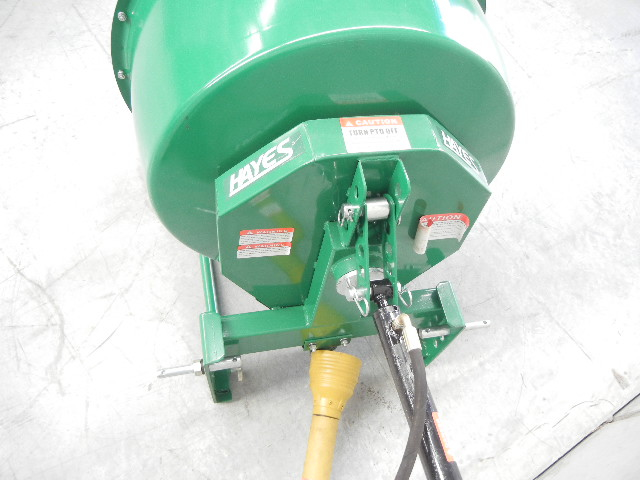 Pto Cement Mixer Hayes Products Tractor Attachments