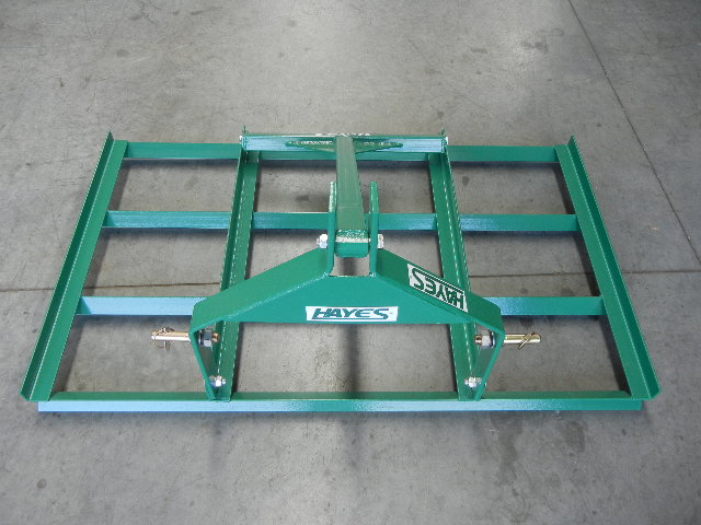 TRACTOR 3 POINT LINK SMUDGE BAR 5FT - 1450