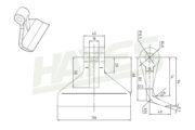 Premium 2400 Hammer Diagram