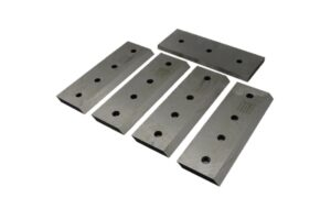 Woodchipper Blades 6 inch gravity and hydraulic feed