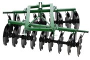 Disc harrows 22inch 006